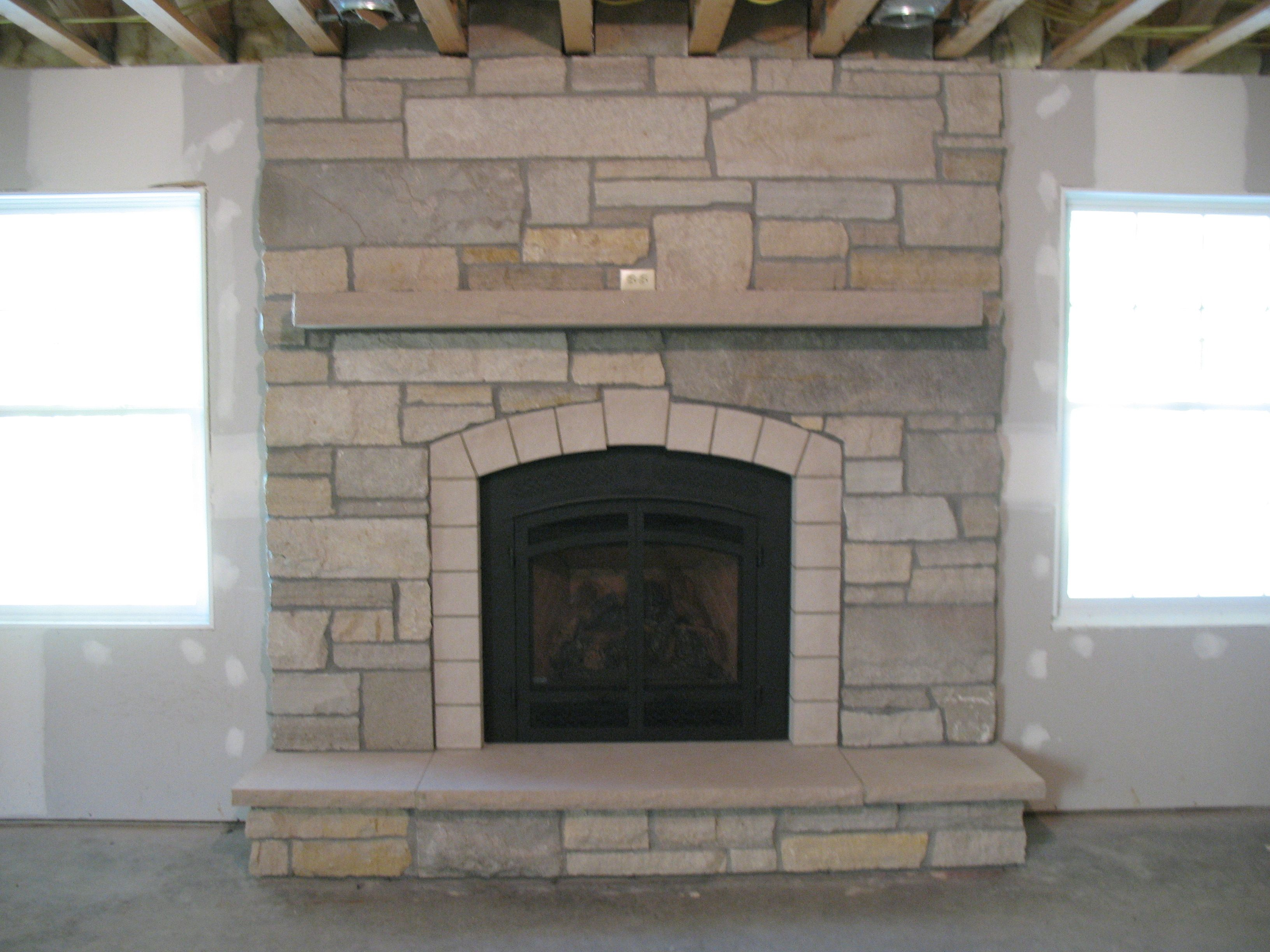 Stone Surround Built In Electric Fireplace From Dimplex Sale At Price USD  1299. Description From  Electric Fireplace Stone