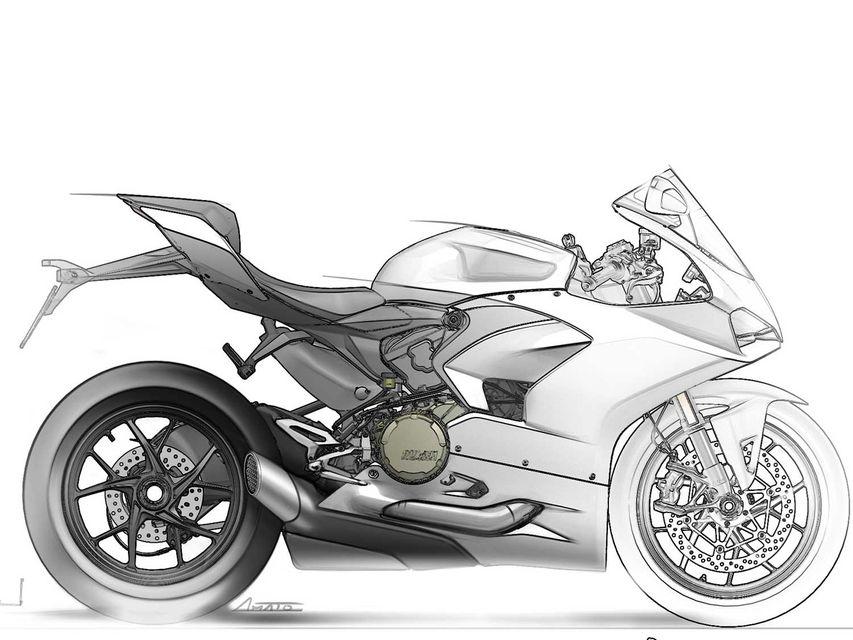 2020 Ducati Panigale V2 Behind The Bodywork In 2020 Ducati