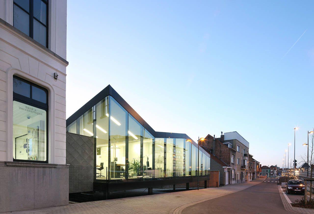 Gallery of bank office dierendonck blancke architecten 11
