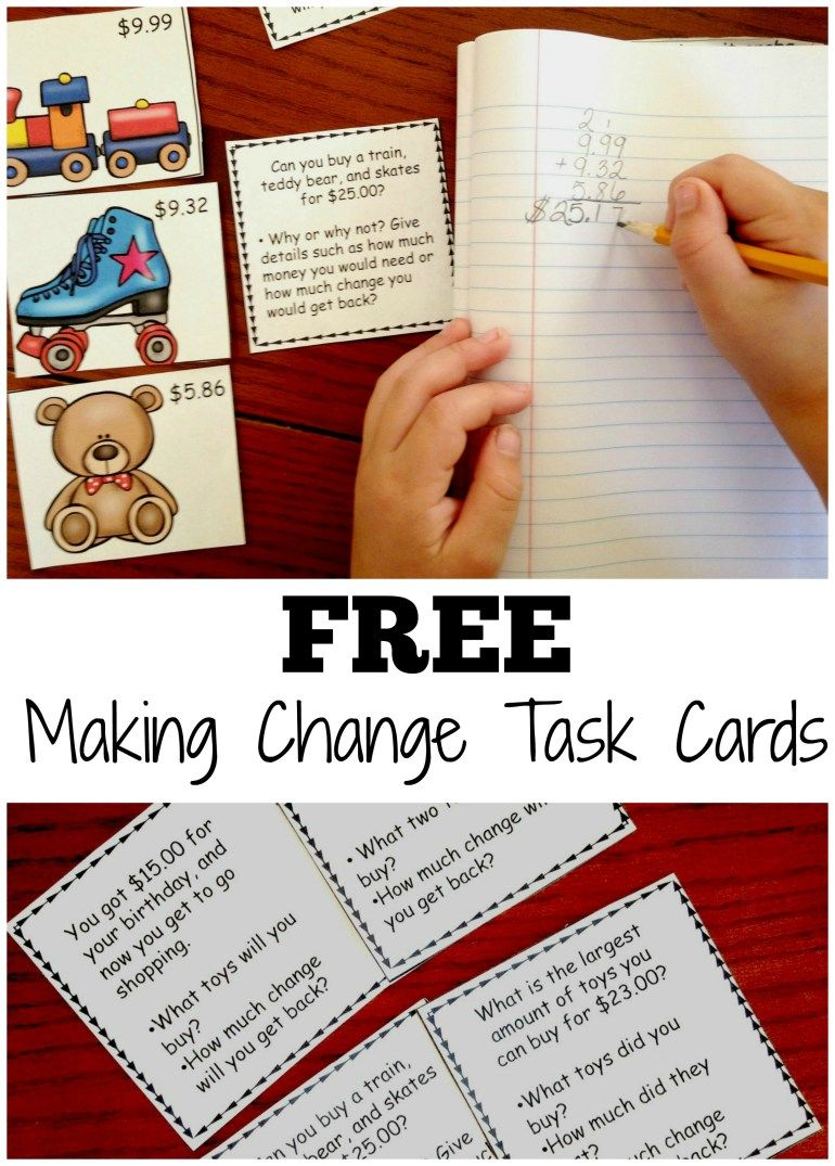 Here are FREE Counting Change Worksheets For A Little Extra Practice ...