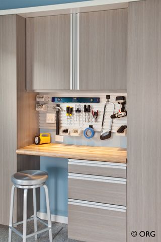 Superior Garage Cabinets | Hoosier Closets   Indianapolis And Central Indiana
