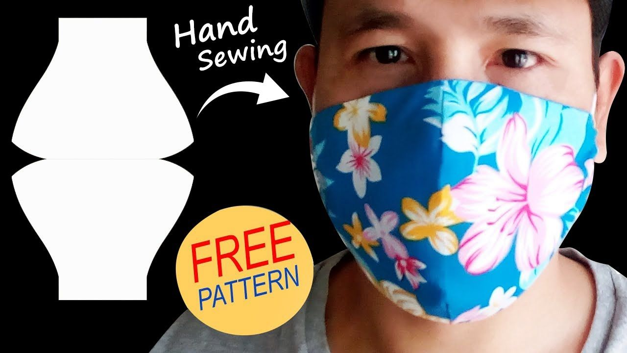 29+ Free Machine Embroidery Designs For Face Masks