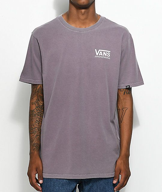 fb3b1f744b Vans OTW Light Purple T-Shirt