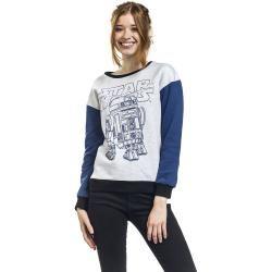 Photo of Star Wars Episode 9 – Der Damen-Sweatshirt – grau meliert blau – Offizieller & Lizenzierter Fanartik