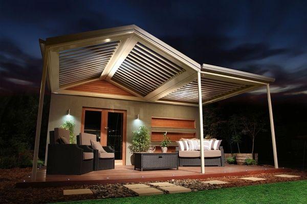 Deavita a le plaisir de vous présenter un article avec des photos  aménagement terrasse avec une pergola ou un auvent. Eh oui, vous avez des  options quant au 134c2c98813d