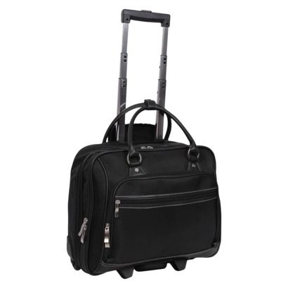 embark women s rolling briefcase black for myself pinterest