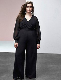 wide-leg jumpsuit by prabal gurung | my style | pinterest | wide
