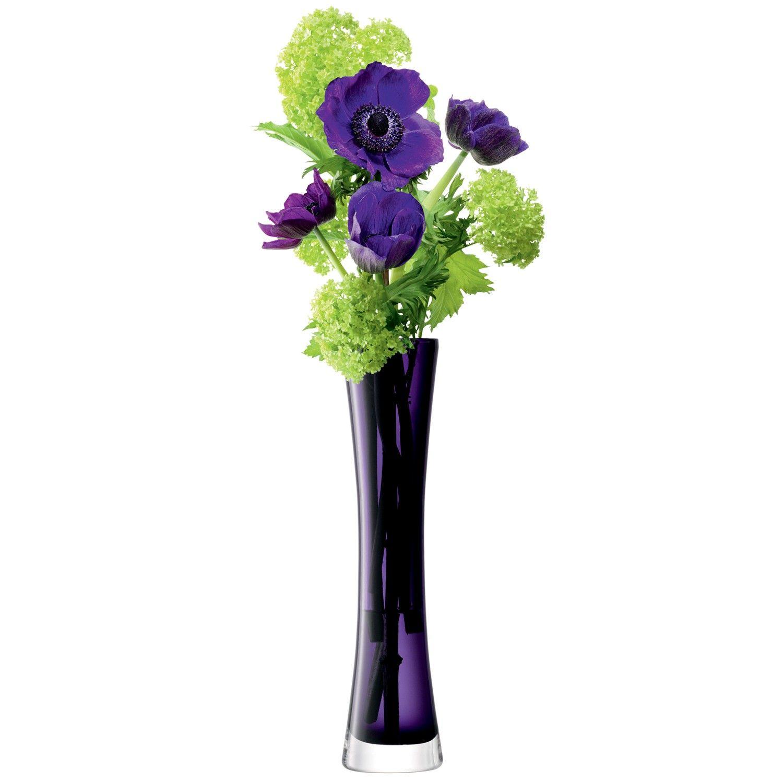 Flower colour collection single bloom vase floral - Decorative flower vase ...
