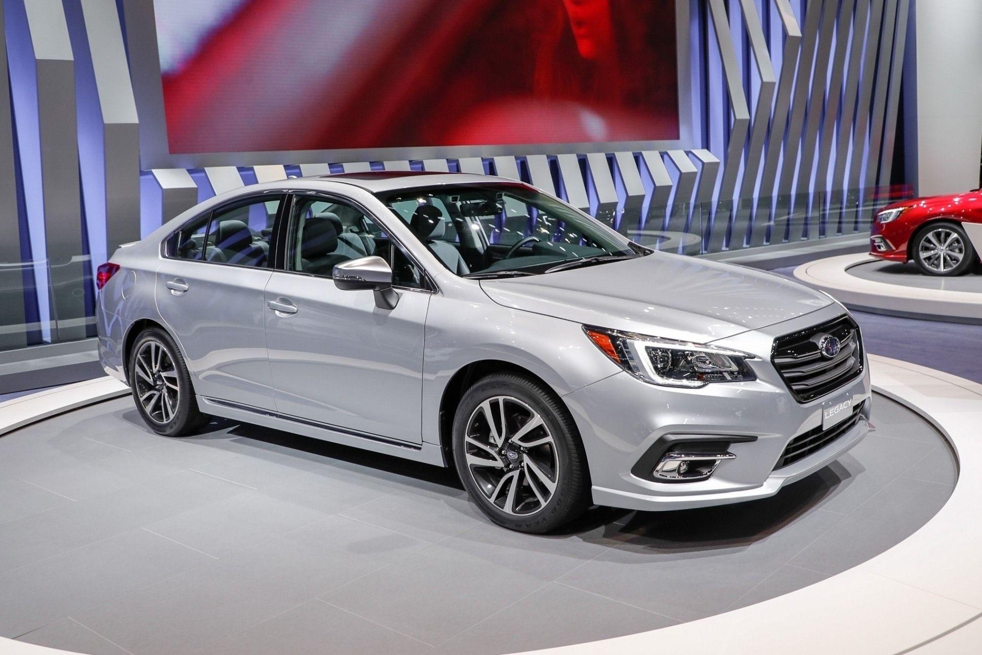 2019 Subaru Legacy Brochure Review And Specs Car Review 2018