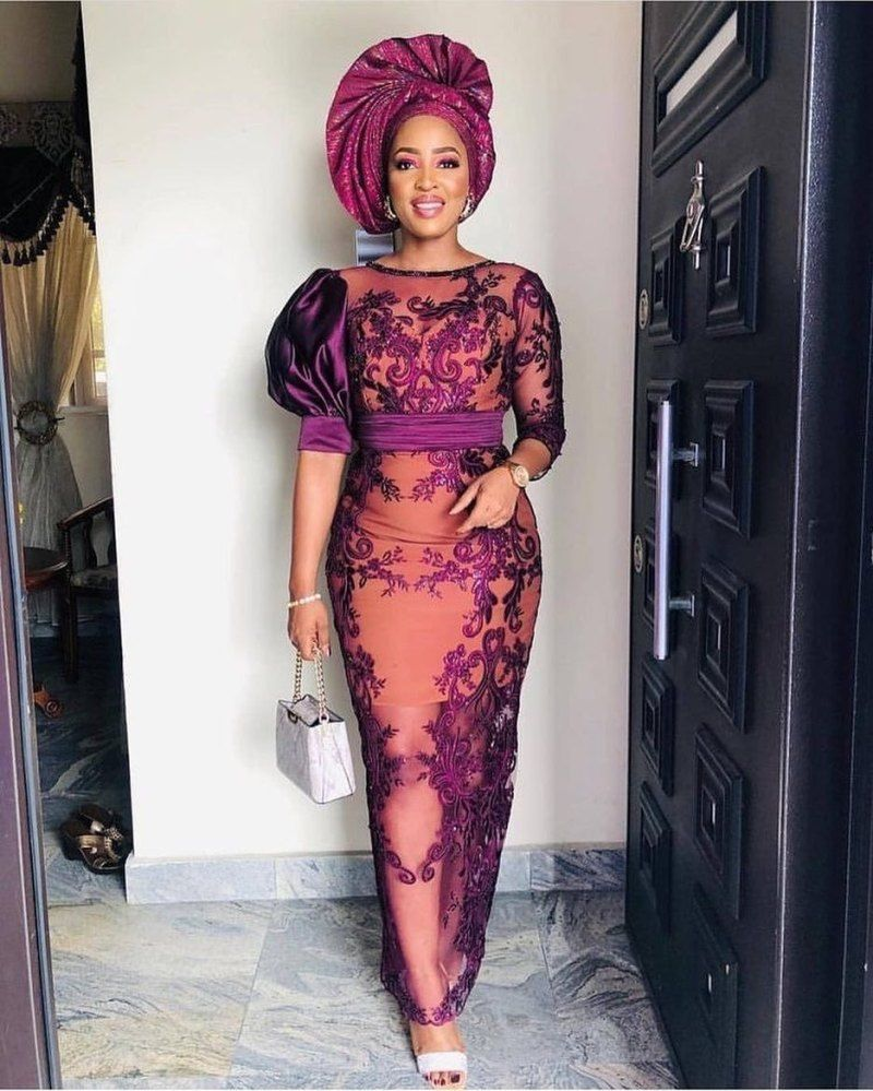 Latest Gorgeous Lace Style Designs For 2019 2020 Latest African Fashion Dresses Latest Lace Styles Lace Fashion