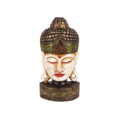 Estátua Decorativa BUDDHA IV
