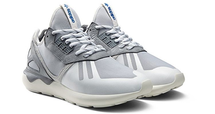 Adidas Tubular Grey White