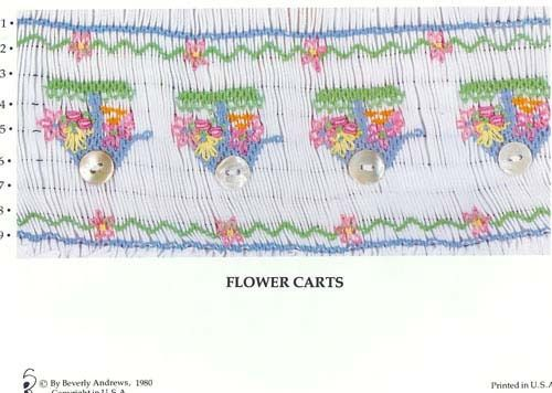 Flower Carts - Beverly Andrews