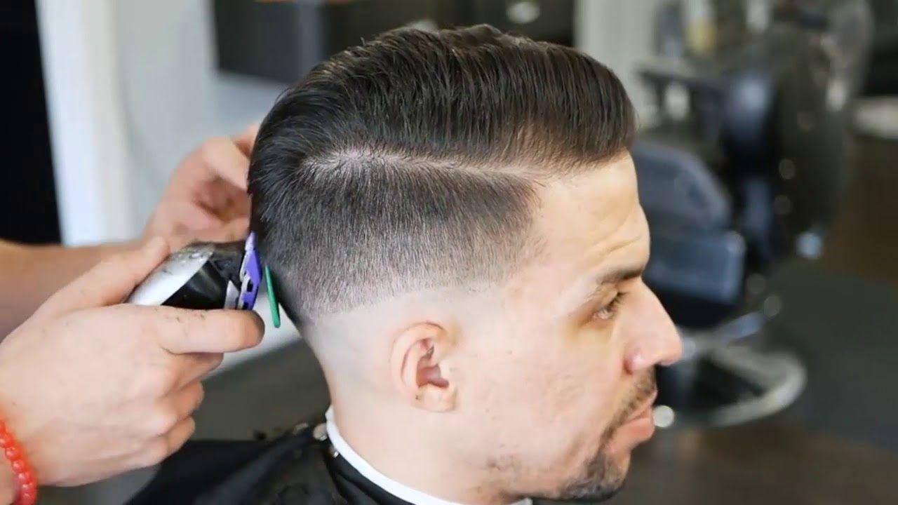 Haare Schneiden Manner Frisur Mannerhaarschnitt Mit Ubergang Haare Schneiden Manner Haare Selber Schneiden Manner Haare Selber Schneiden