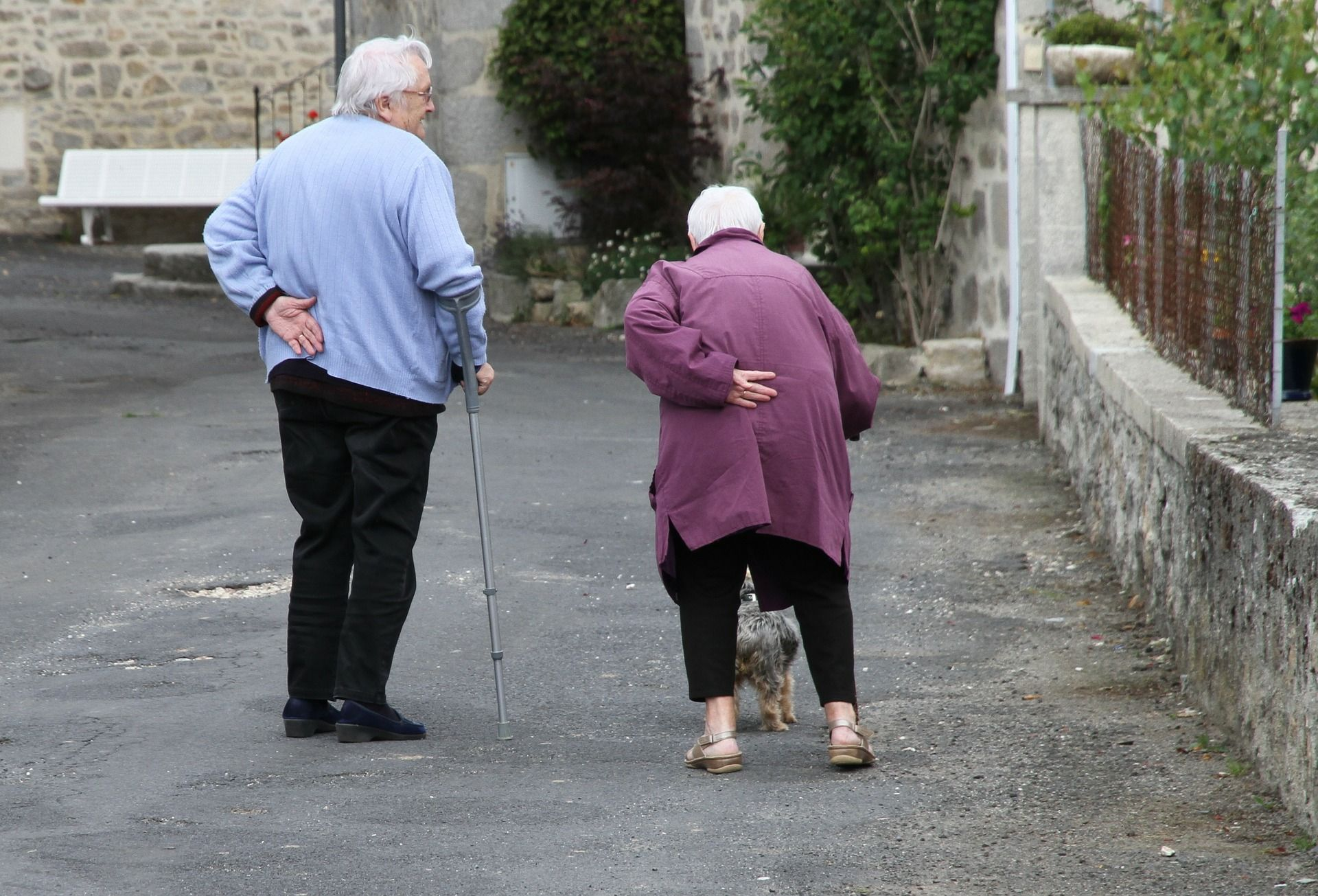 Seniors Neglected, Used (Abused?) by Family Elderly