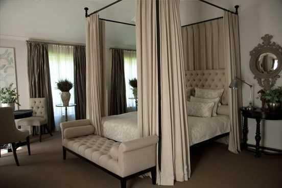 I Love This Look Four Poster Bed Perfect For Our