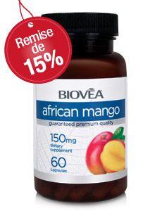 La MANGUE AFRICAINE est un supplément de perte de poids ...