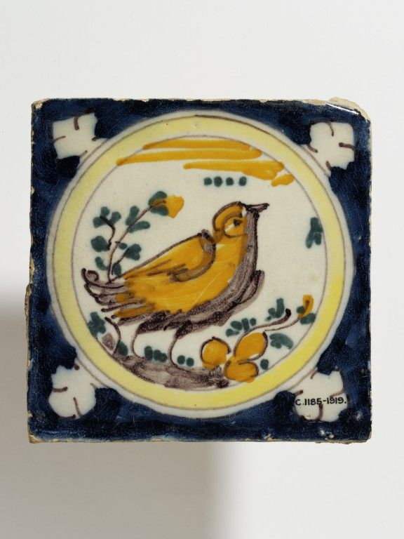 Tile Place of origin: Seville (made) Date: ca. 1750-1800 (made)