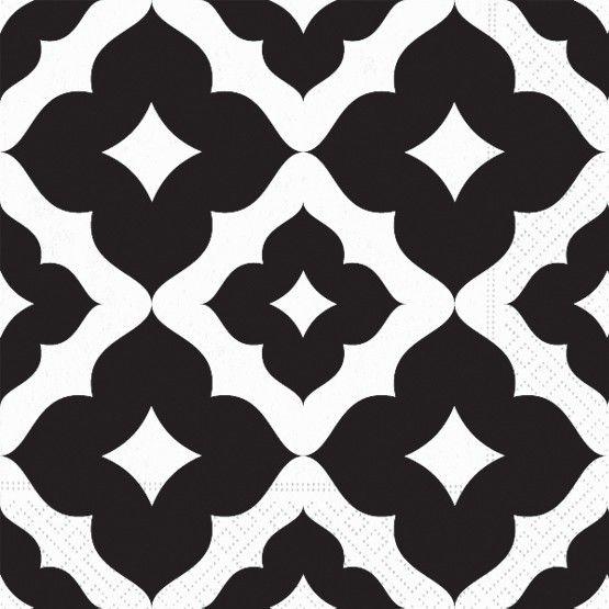 Black And White Pattern Black And White Pattern