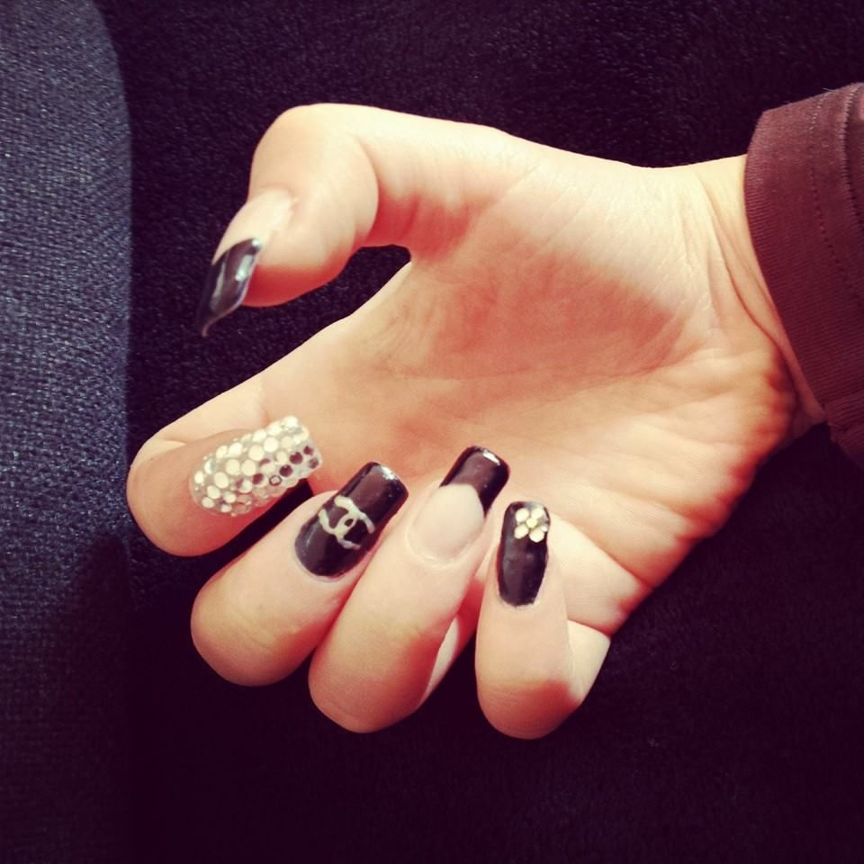 Nails by Regina K. from www.nageldesign-galerie.de | Nail Art ...