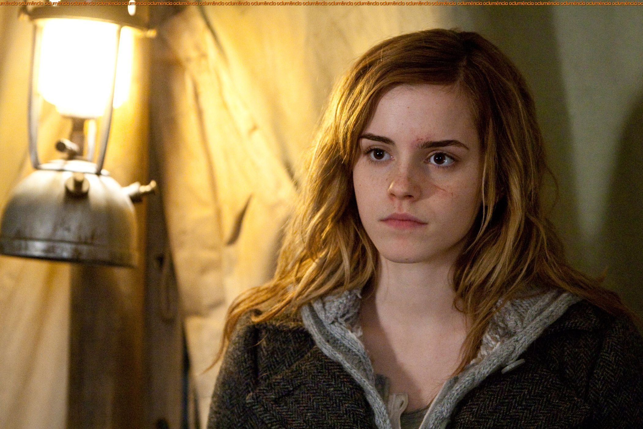 Emma Watson Harry Potter And The Deathly Hallows Part 2