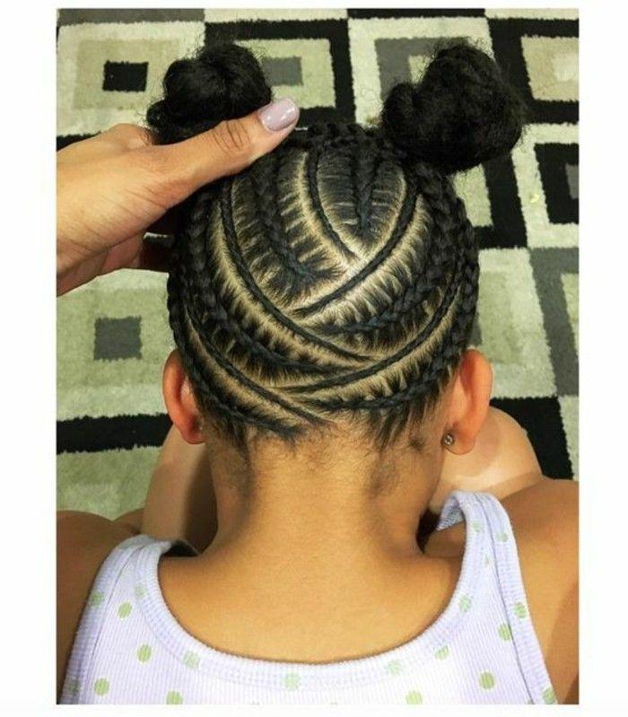 Cheveux crépus Spécial coiffures de mariage … Natural