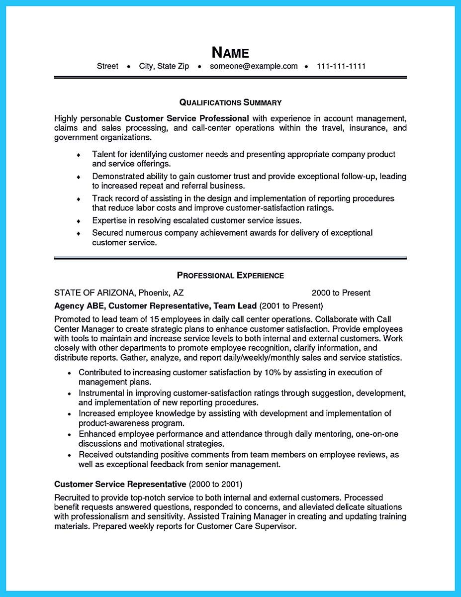 nice Well Written CSR Resume to Get Applied Soon, Check more at ...