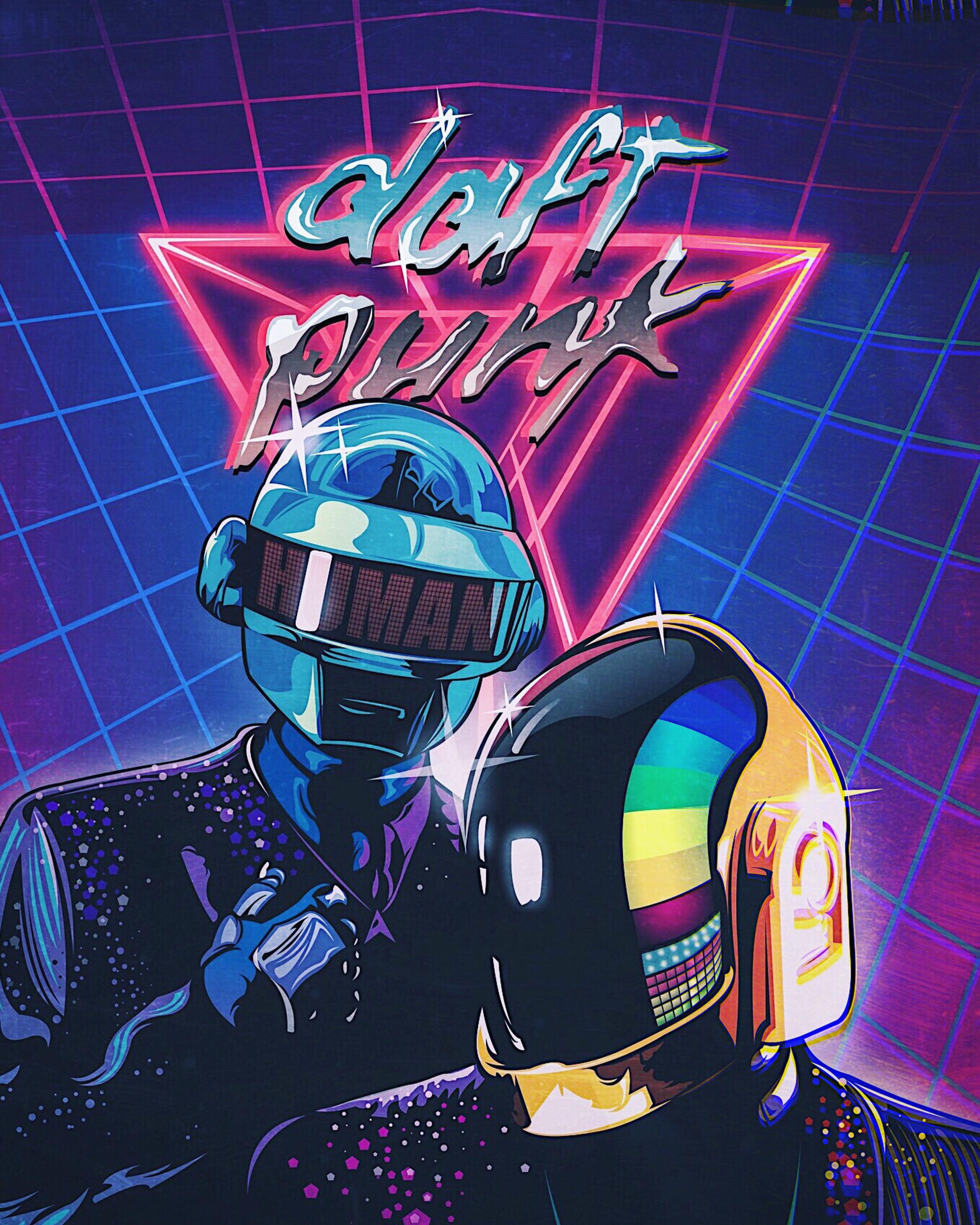 Daft Punk Iphone 11 Wallpaper - Wallpaper Download