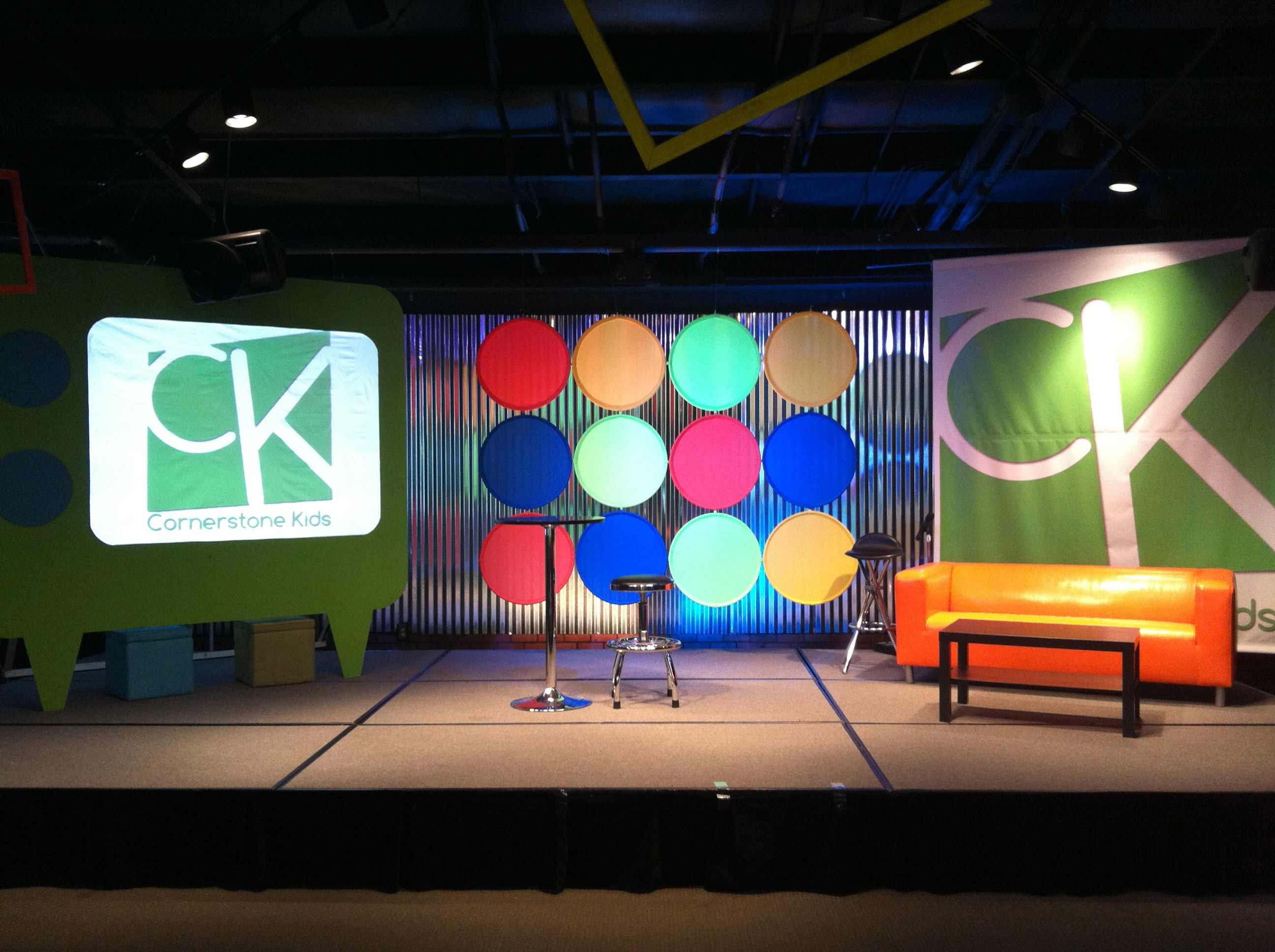 Stage Design | Route 252 | Pinterest | Stage Design, Stage And Kids Stage