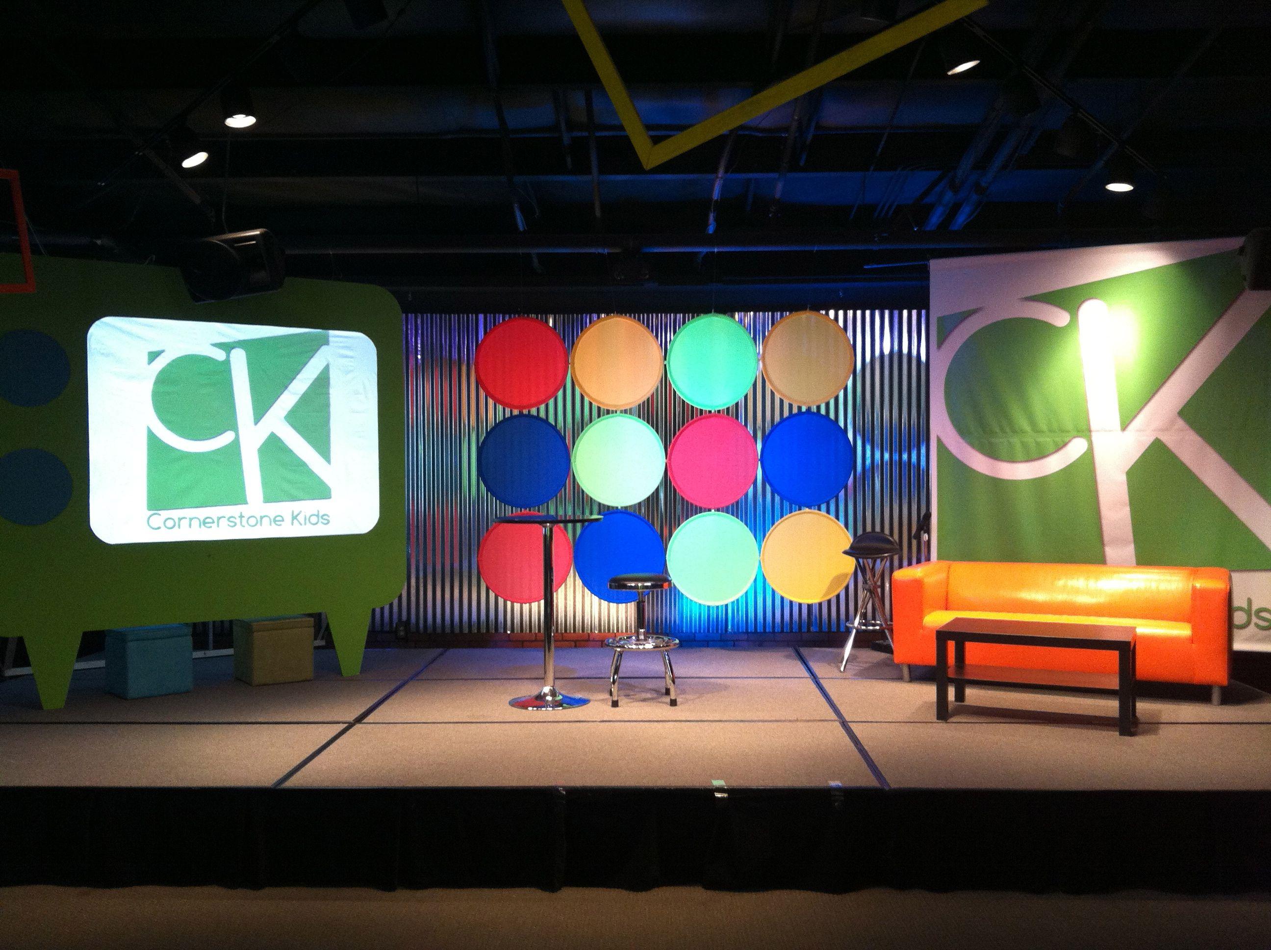 children's ministry design | Stage Design Ideas | all ...