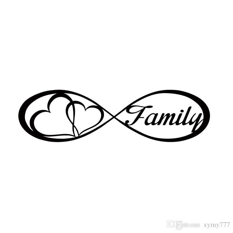 Simbolo Infinito Familia Buscar Con Google Imagenes De
