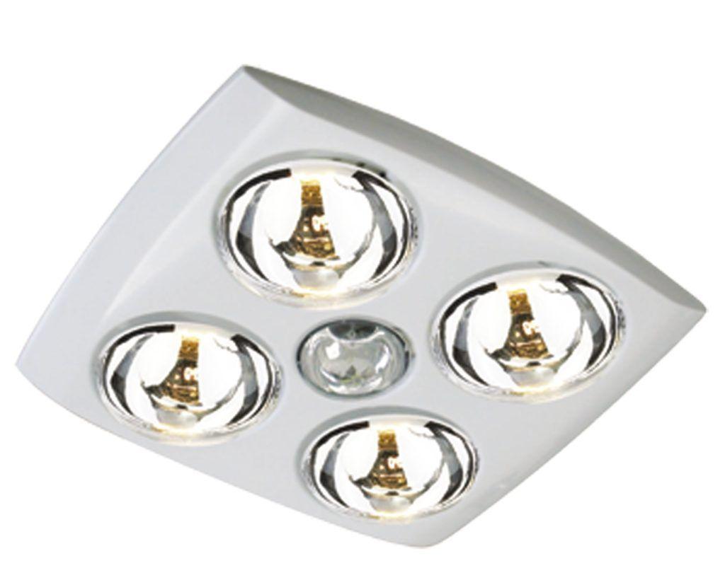 Ordinaire Bathroom Heat Light