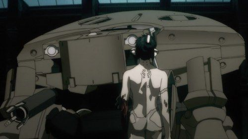 Ghost In The Shell 2 0 We Remember The Awesome Tank Fight Ghost In The Shell Ghost Shells