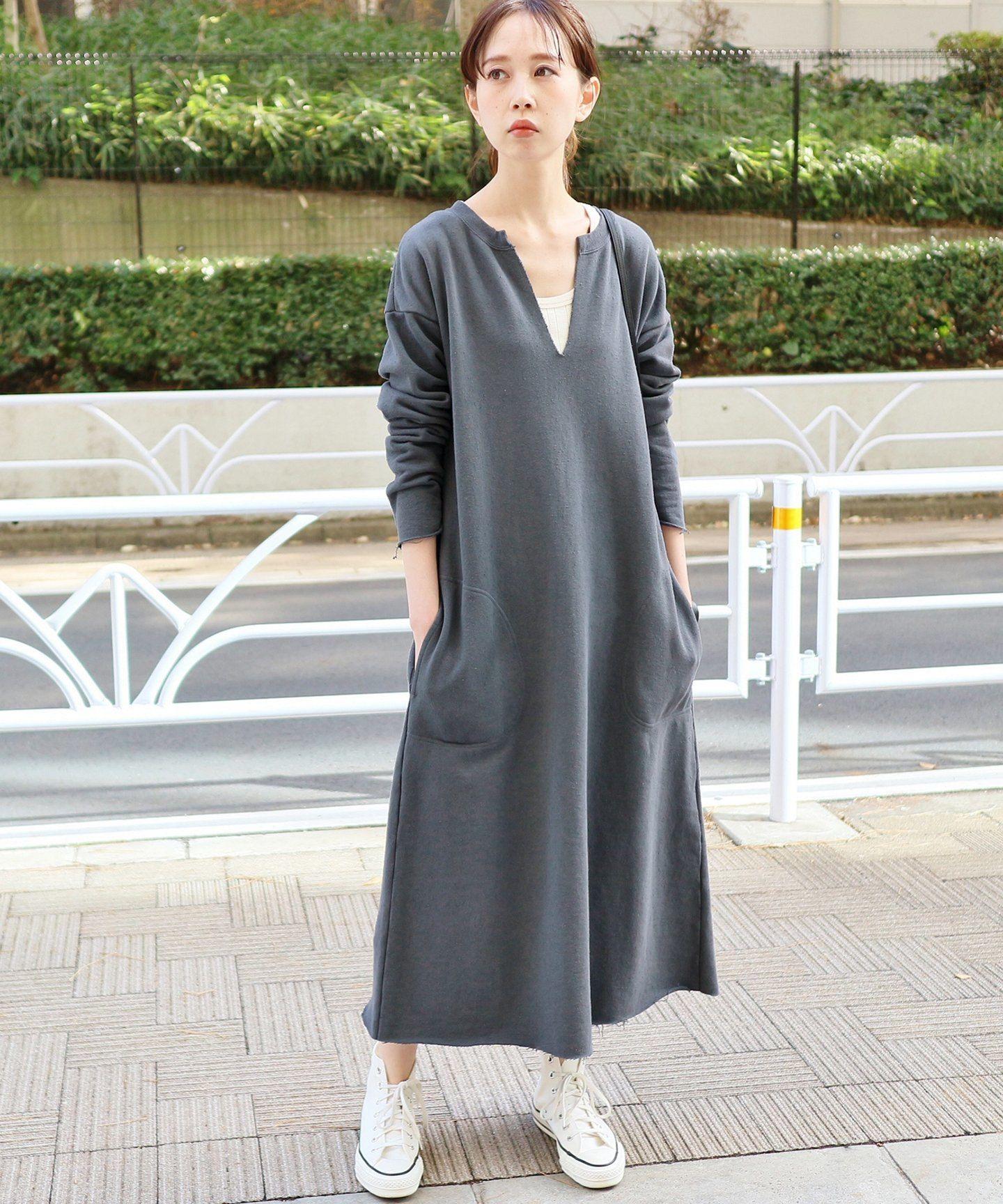 r jubilee iena 別注 sweat ワンピース iena イエナ 公式のファッション通販 19040910011610 baycrew s store ワンピース ドレス ファッション イエナ ワンピース