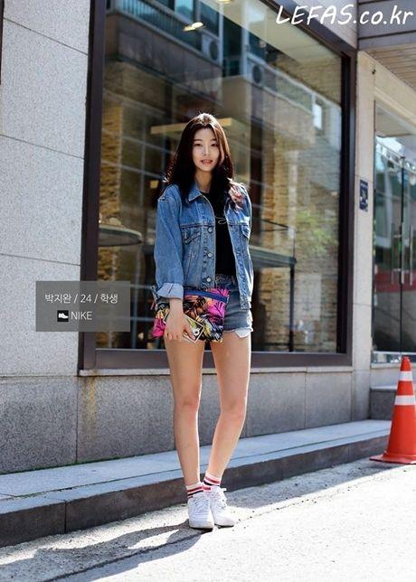 51891b1d561 Korean Street Fashion June 2016 Taken in Streets of Seoul …