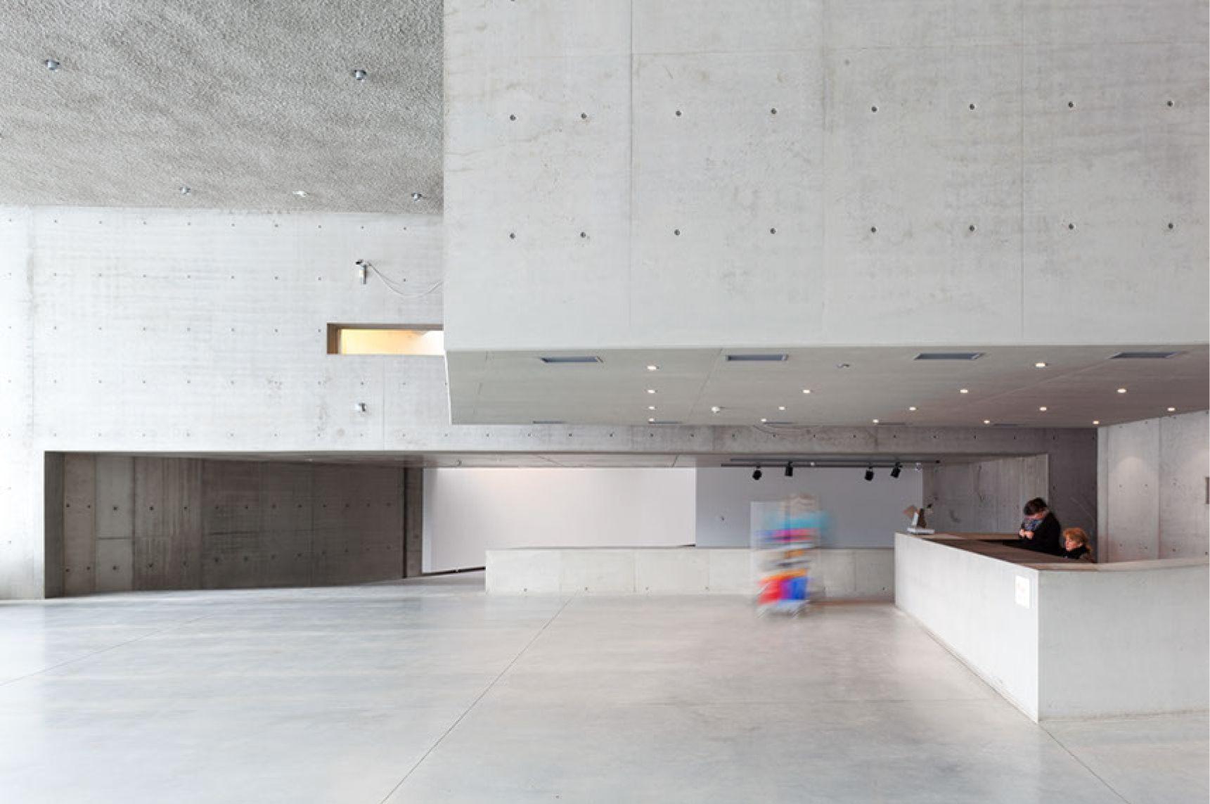 Museo Liaunig, Neuhaus, Austria - Querkraft Architekten - foto: Lisa ...