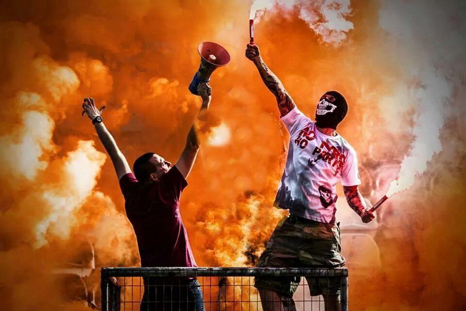 World of Football T-Shirt Ultras Wuppertal