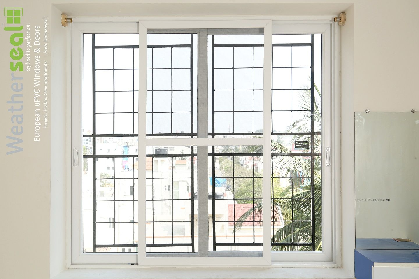 Weatherseal Manufactures Upvc Windows And Doors Upvc Stands For