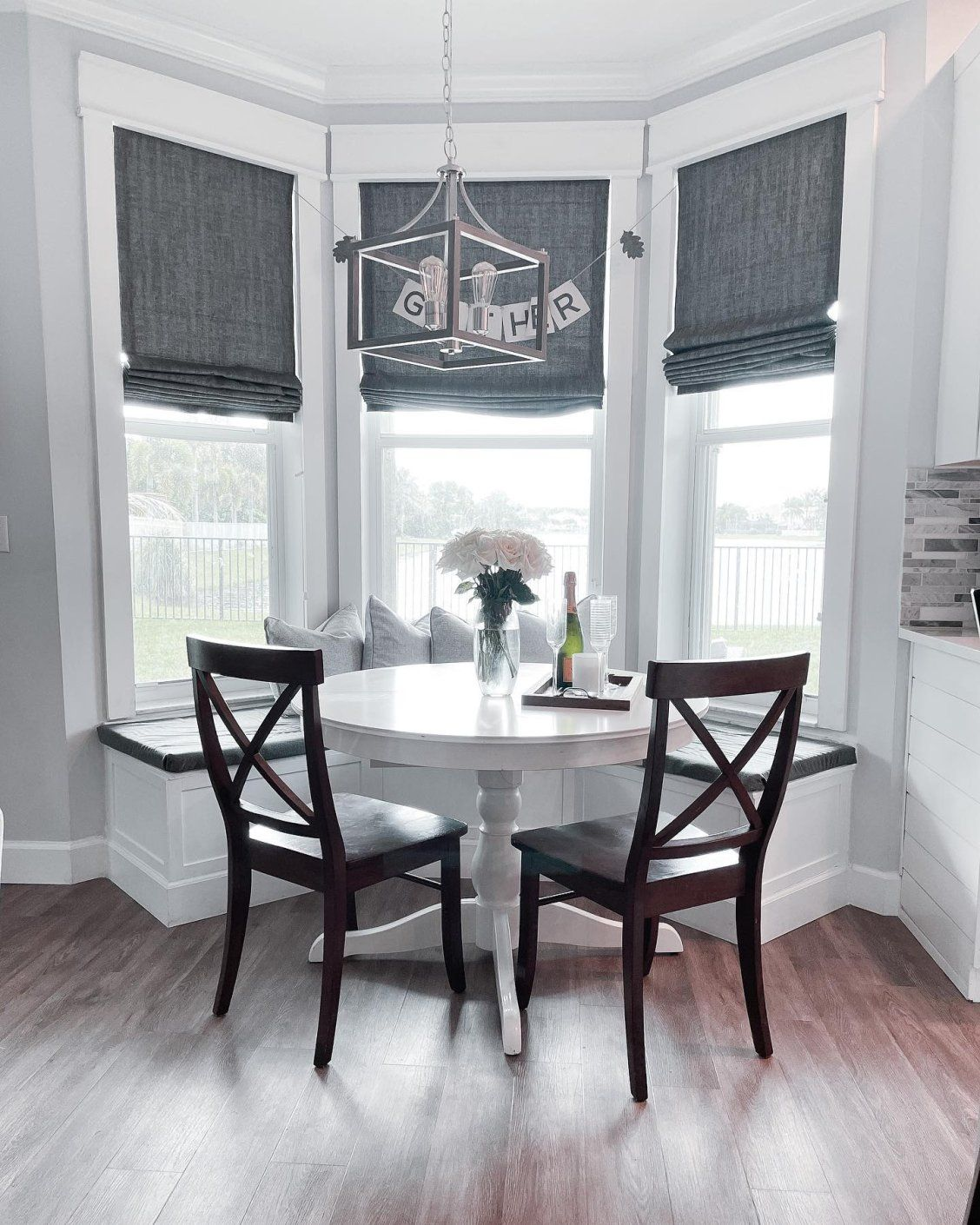 Levolor Roman Shades Blinds Com Dining Room Window Treatments Dining Room Windows Home