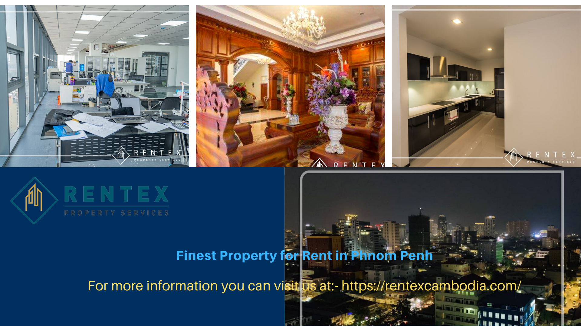 Searching Out For Quality Property For Rent In Phnom Penh In 2020 Property For Rent Commercial Property For Rent Condos For Rent