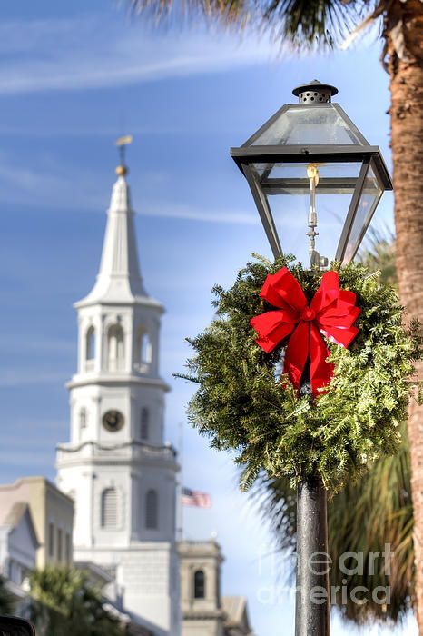 St. Michael's Church, Charleston, South Carolina