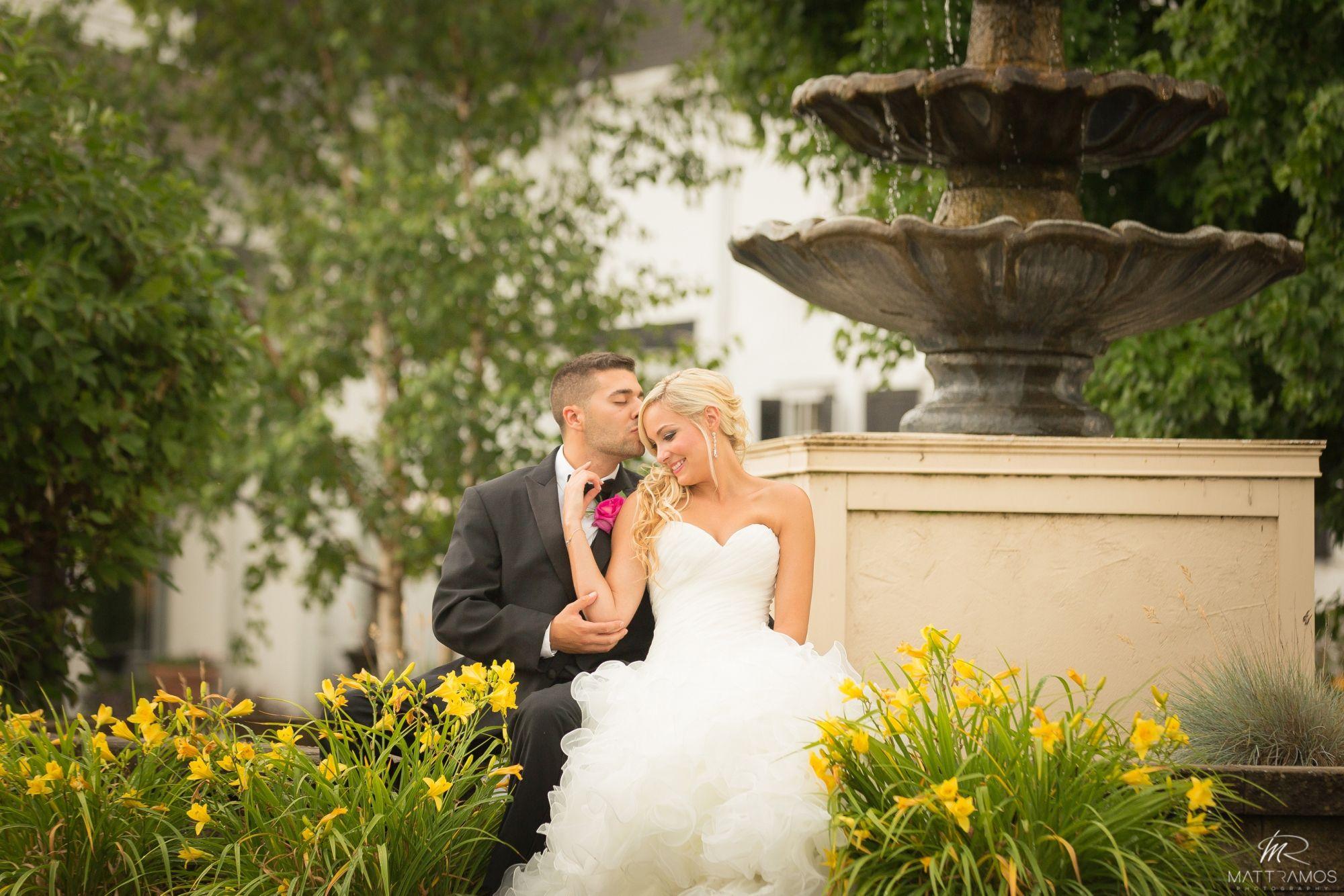 Emily & Nick / Gorgeous Glen Sanders Mansion Summer Wedding – © Matt Ramos Photography