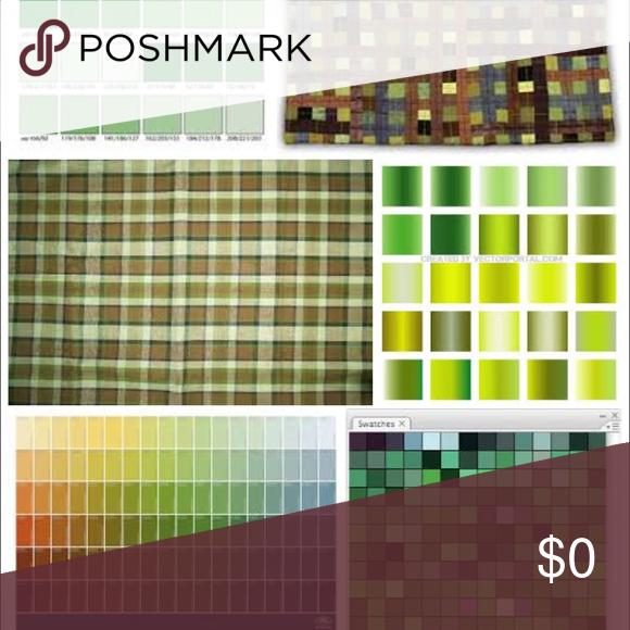 Greens & Brown hues Green & Brown greens & Browns Accessories