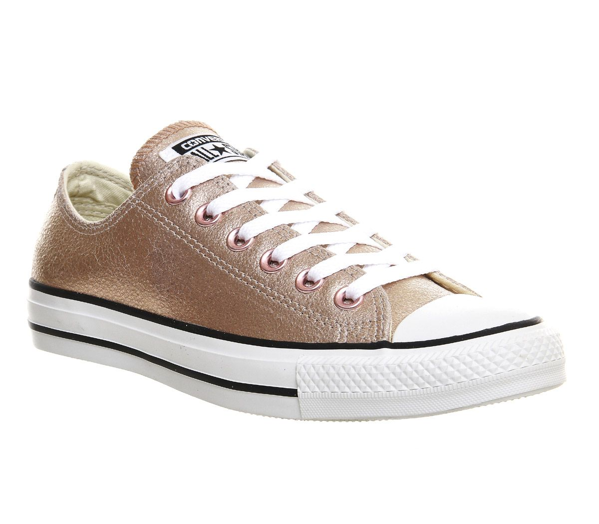 Converse All Star Low Leather Rose Gold Exclusive - Unisex Sports