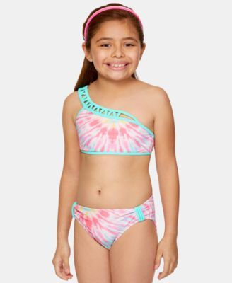 99a025825a Summer Crush Big Girls 2-Pc. Tie-Dyed Bikini in 2019 | Products ...