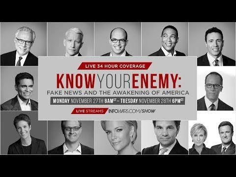 YouTube | Infowars Alex Jones | Pinterest | Fake news, Enemies and Fbi  director