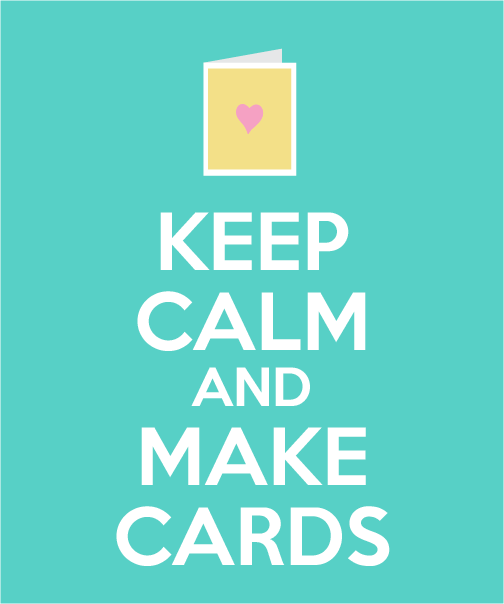 Keep Calm and Make Cards - Taylored Expressions #cardmaking #TE #sharejoy #crafthumor #craftquotes