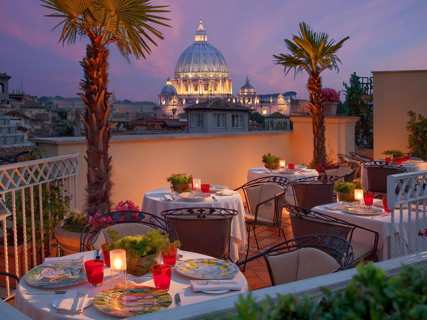 Best Hotels In Rome Top 10 Hotel Raphael