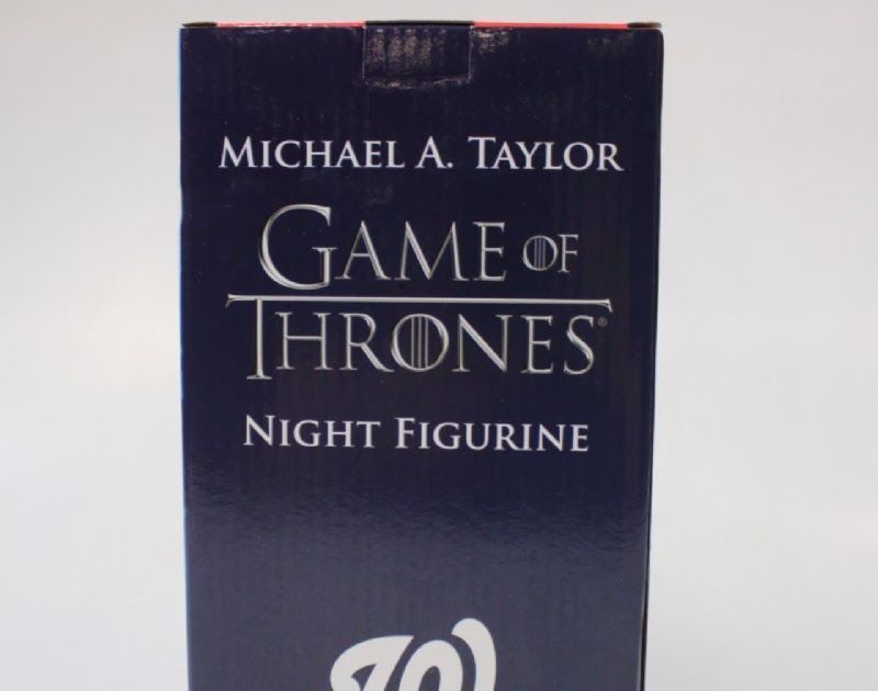 Photo of Michael Taylor Game Of Thrones Night Figurine Shopgoodwill Com   A Game Of Thron…