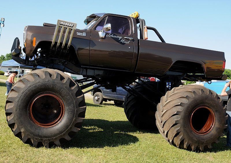 Johnny Mud Monster Truck Monster Trucks Big Monster Trucks Lifted Trucks